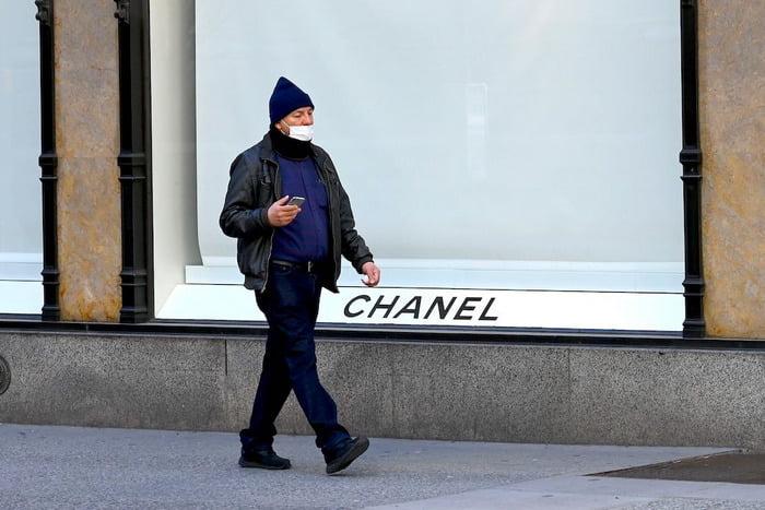 Chanel during Coronavirus
