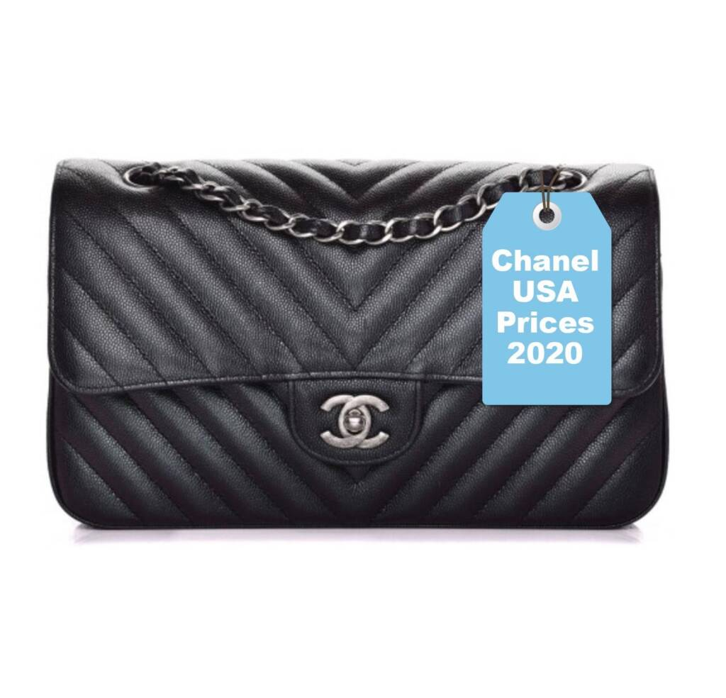 Chanel prices 2020