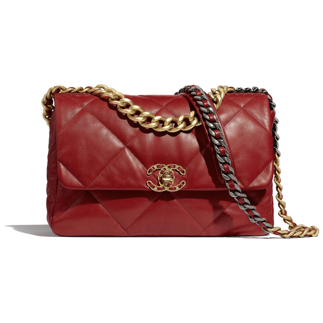 Red Chanel 19