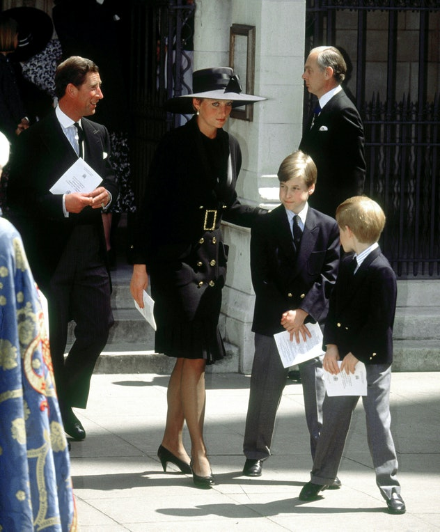 Princess Diana in Chanel Couture