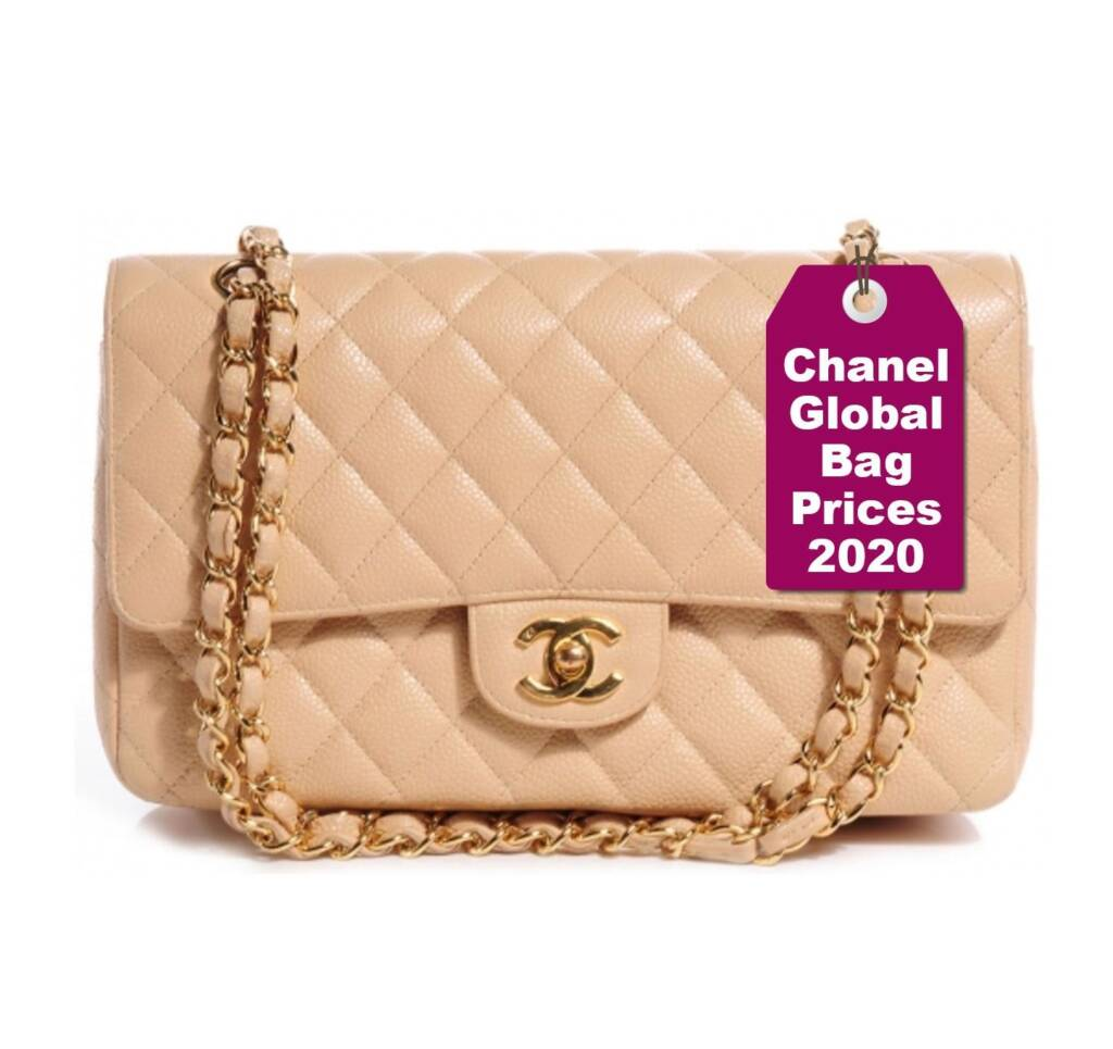Chanel USA Prices