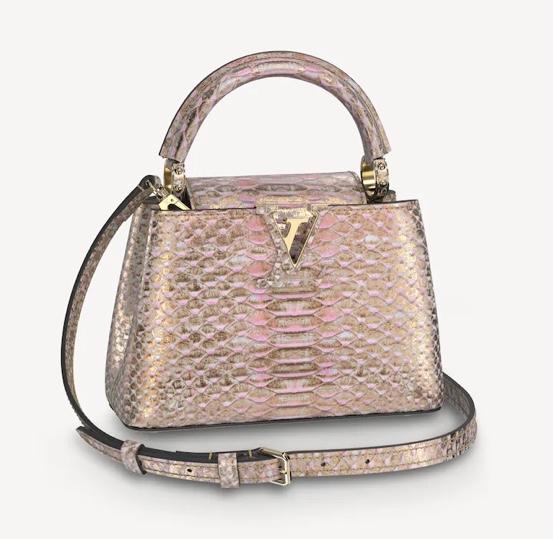 Louis Vuitton Exotic Bags