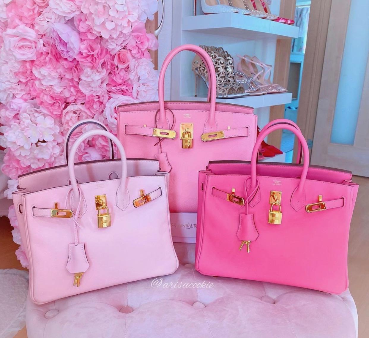 Hermes Bag Collection
