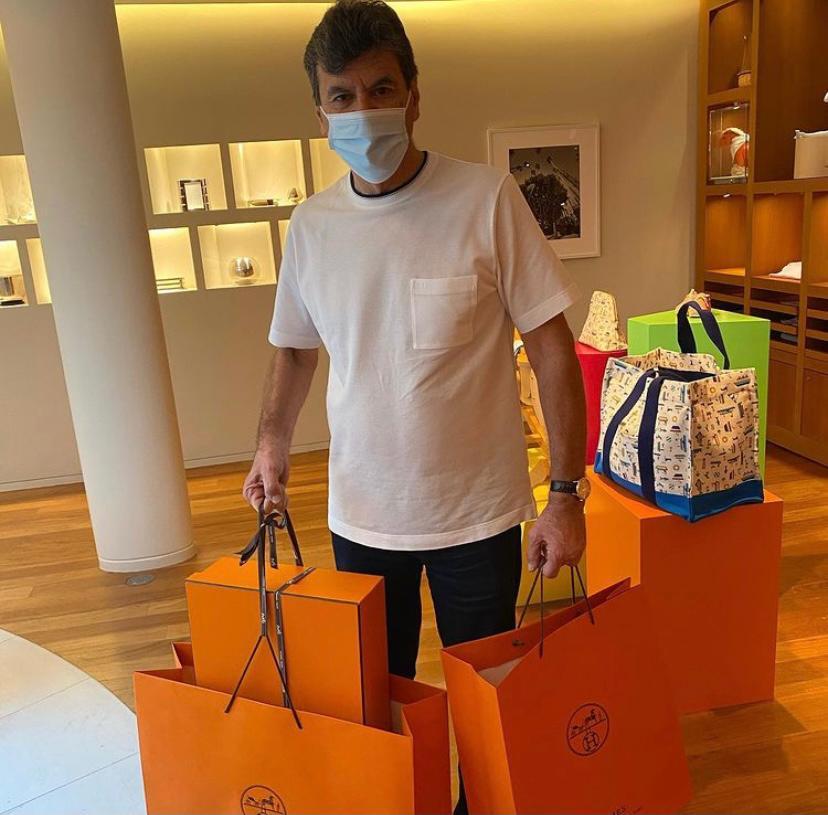 Hermès shopping USA