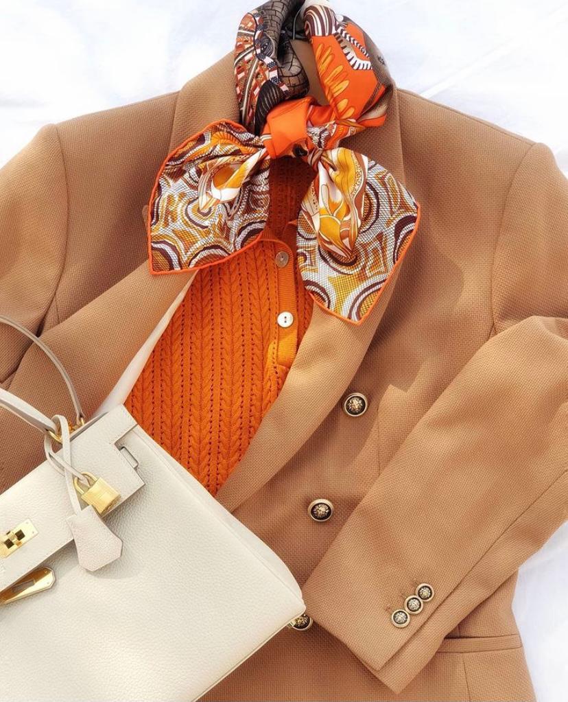 Hermès scarves