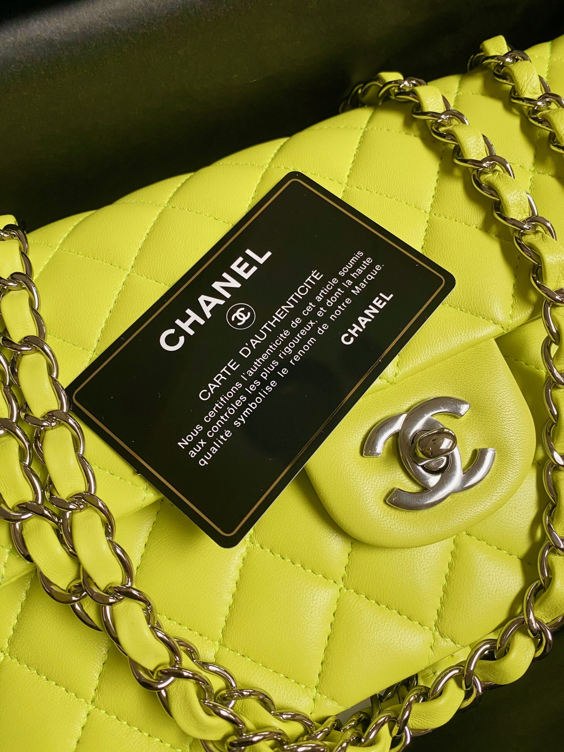 Is Chanel Ditching its Authenticity Cards?