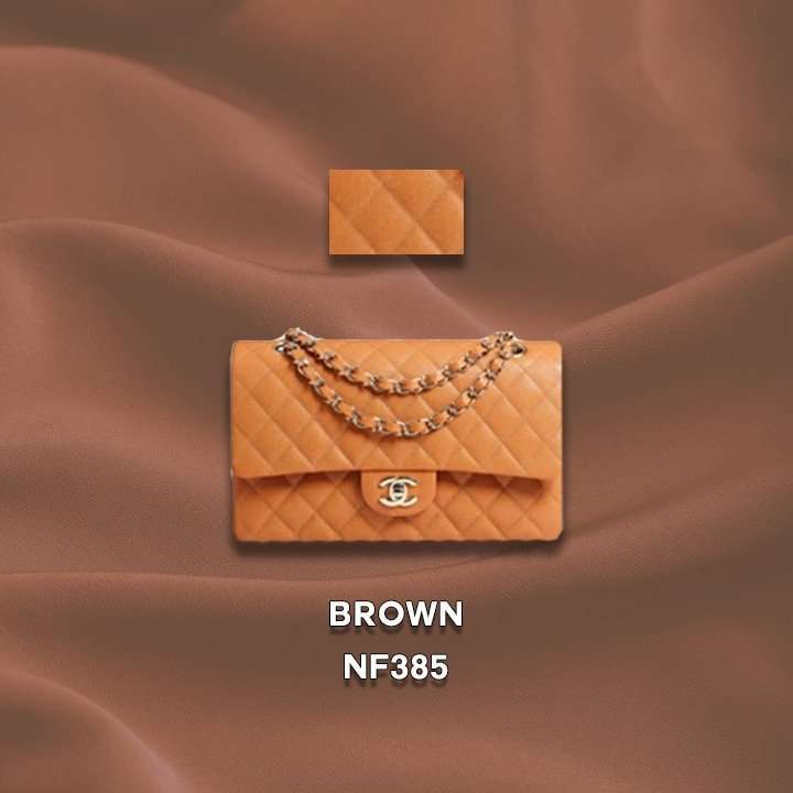 chanel new colors fall 21A 2021 Brown NF385