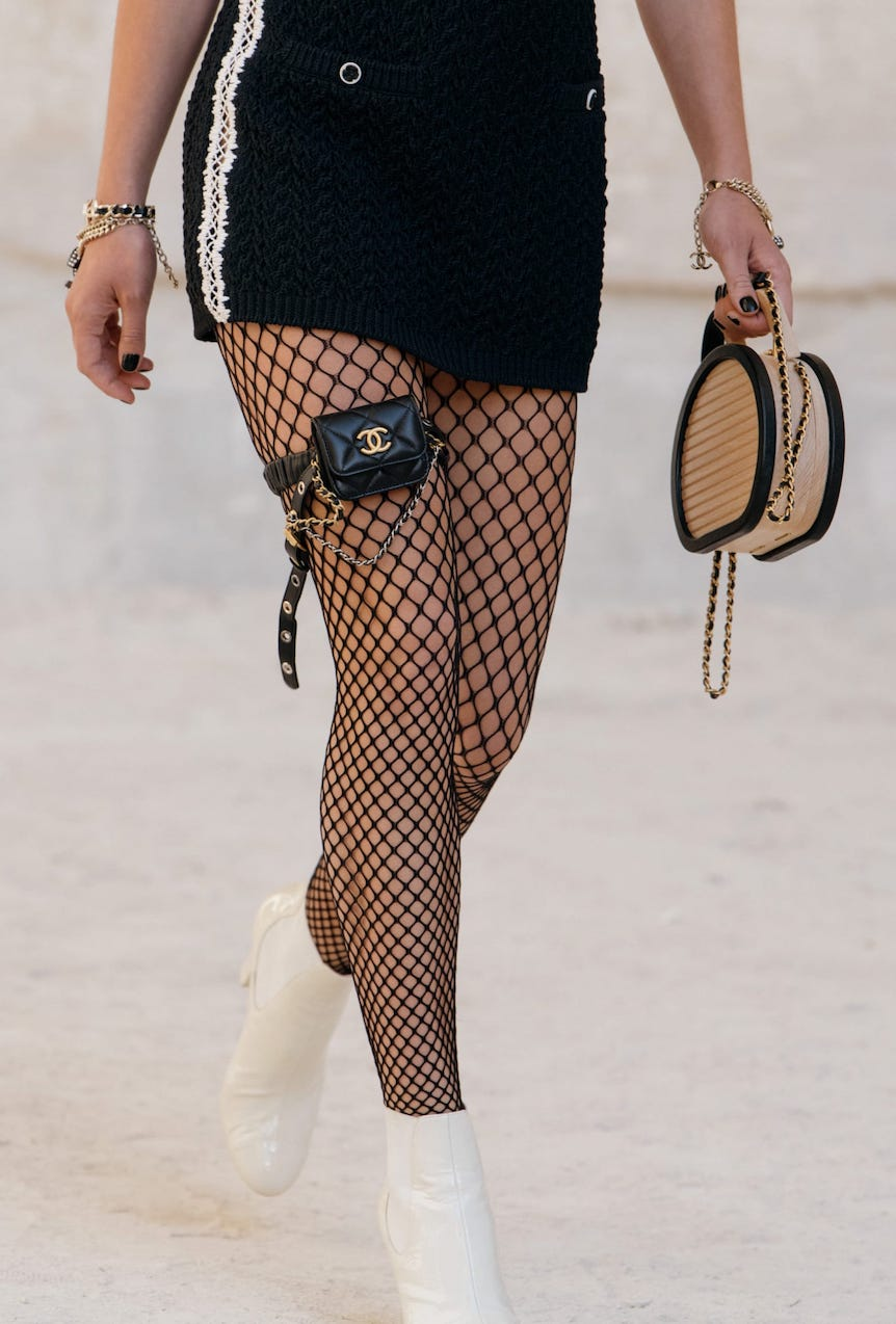 First Look at the Collection of Chanel Bags for Cruise 2022